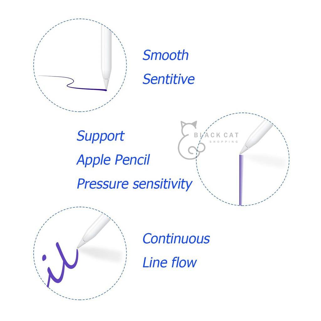 ☞✐โค้ดลด10% ปลาย apple pencil ปลายปากกา nib Replacement ปากกาแอปเปิ้ล tip หัวปากกา  #R41