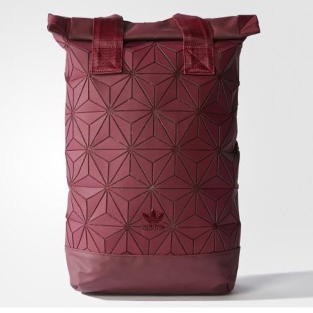 กระเป๋า ADIDAS 3D ROLL TOP BACKPACK ของแท้