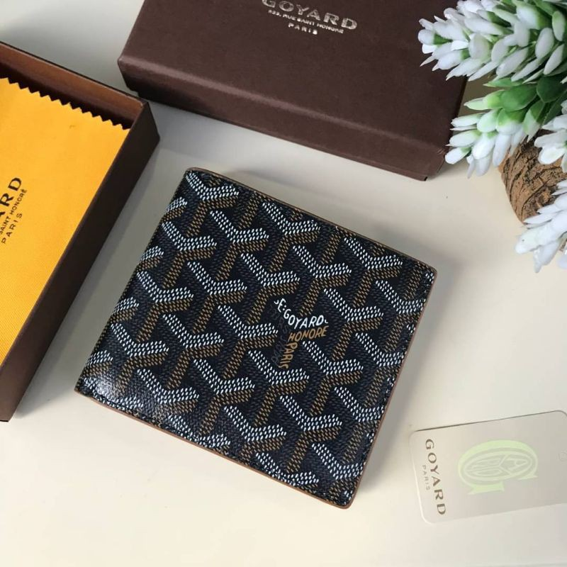 Goyard Victoire Wallet​ Black​ Original