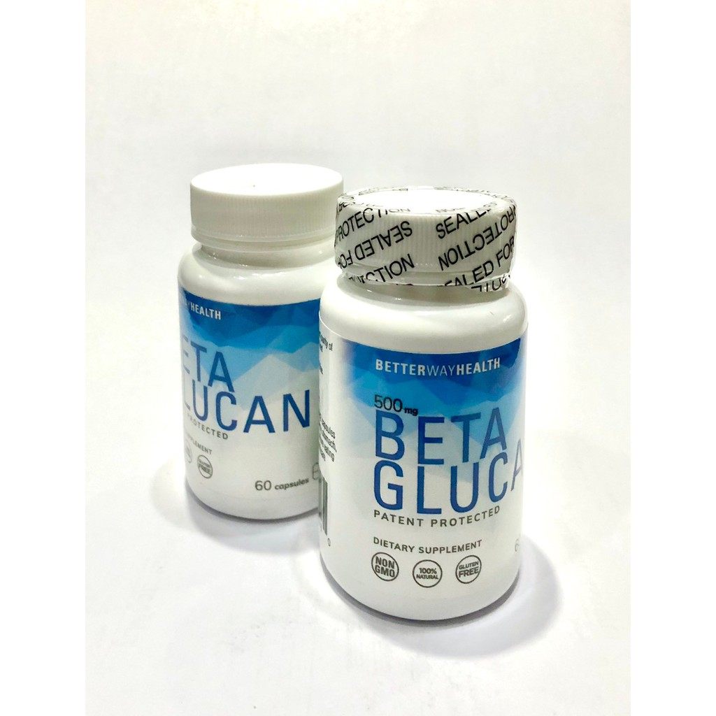 เบต้ากลูแคน Transfer Point Beta 1,3D Glucan 500 mg. 60 caps เบต้ากลูแคน ยีสต์ขนมปัง