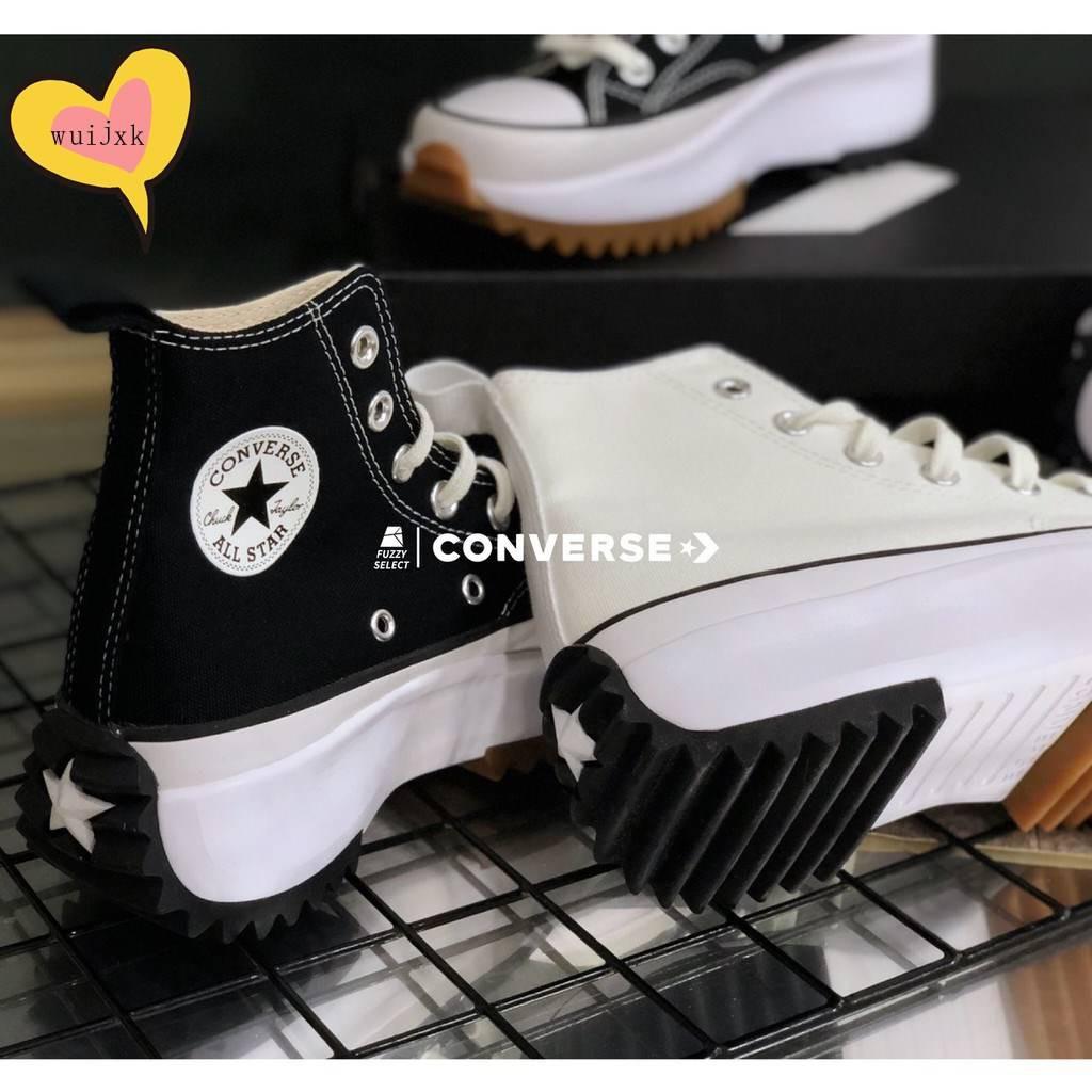 รองเท้าผ้าใบหุ้มข้อสูง Converse Run Star Hike