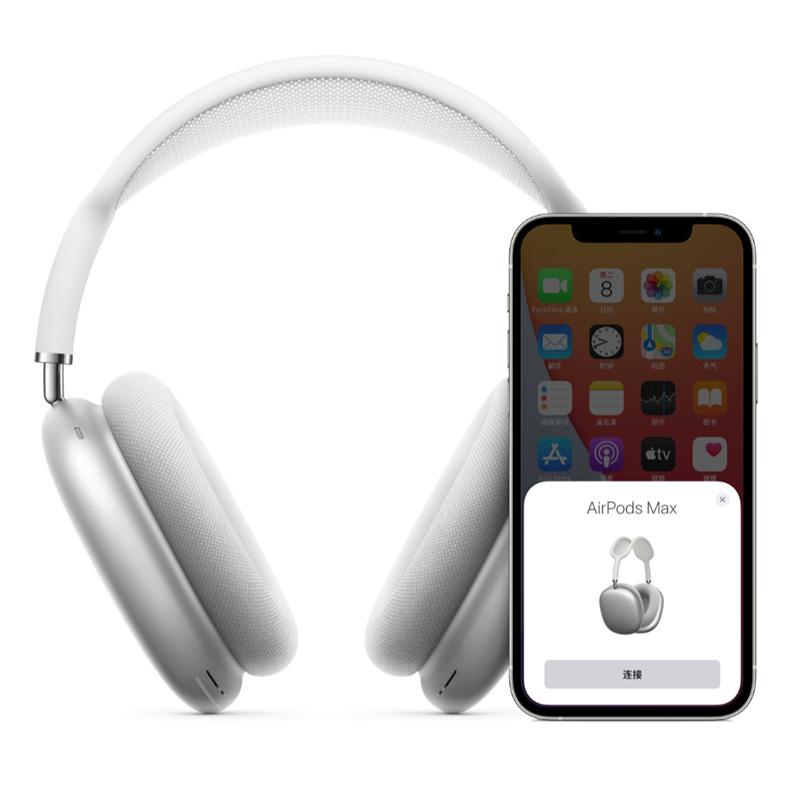 ✂≨ติดหัวบลูทู ธชุดหูฟังสำหรับเล่นเกมApple/Apple AirPods Max Bluetooth Headset Hanging Neck Wireless Active Noise Reducti