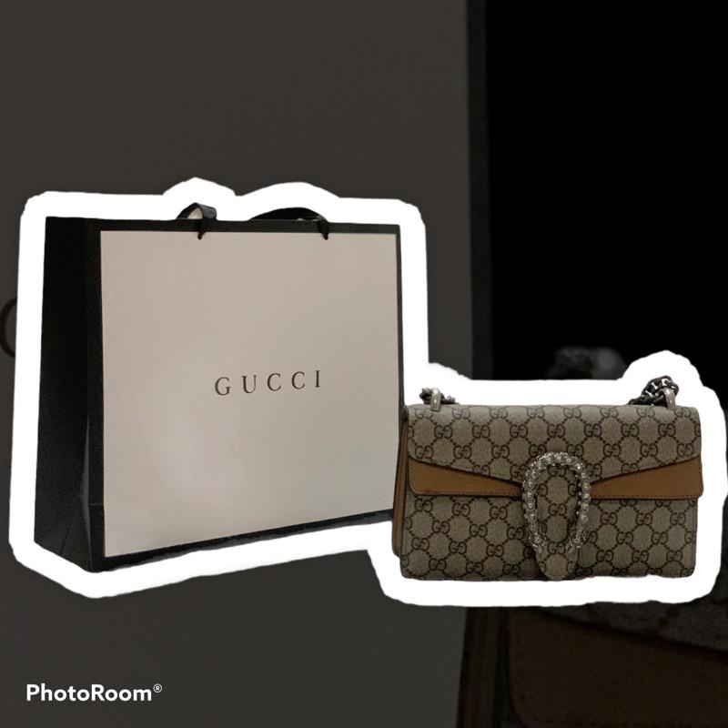Gucci Dionysus กระเป๋างานแบรนด์ สภาพ95%