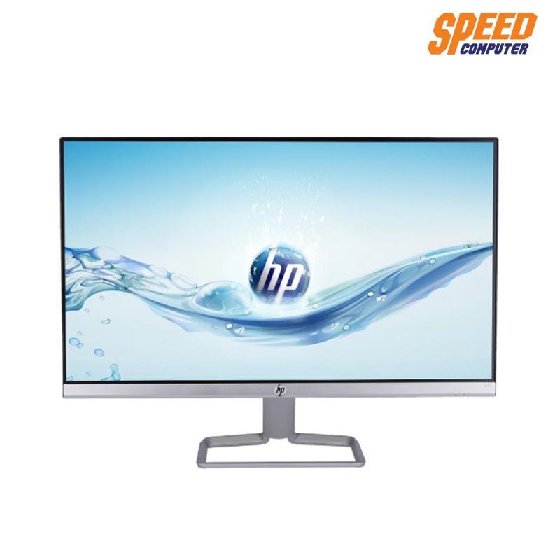 [ผ่อน 0%] HP 24F Monitor 23.8inch/IPS/Full HD/Ultra Slim/SILVER-BLACK SPEED GAMING