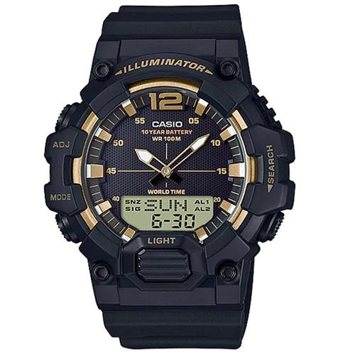 CASIO นาฬิกาข้อมือ รุ่น HDC-700-9AVDF