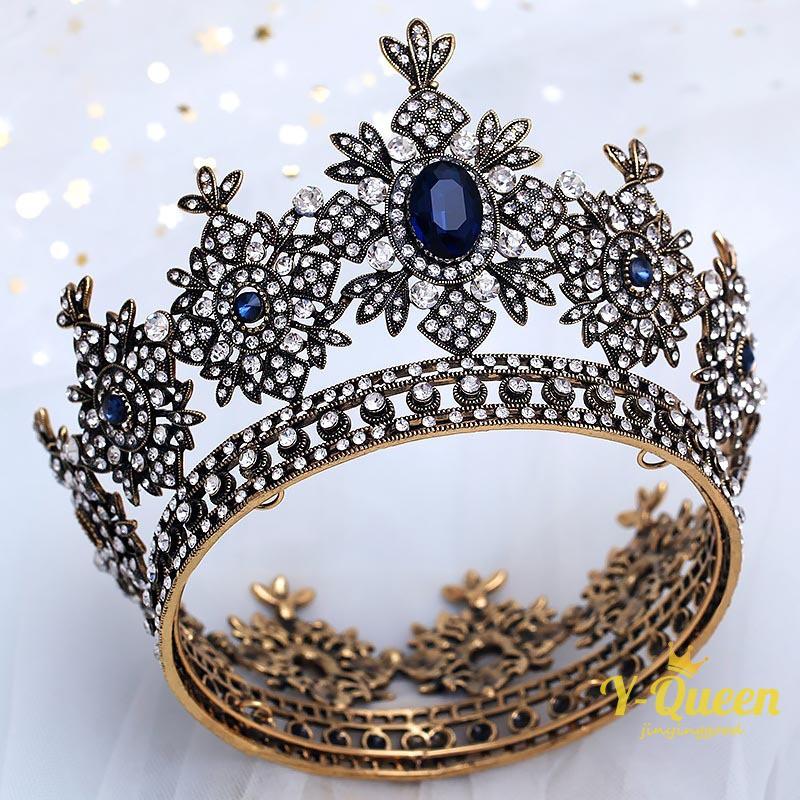 Clothing, Shoes & Accessories Royal Women Brides Crown