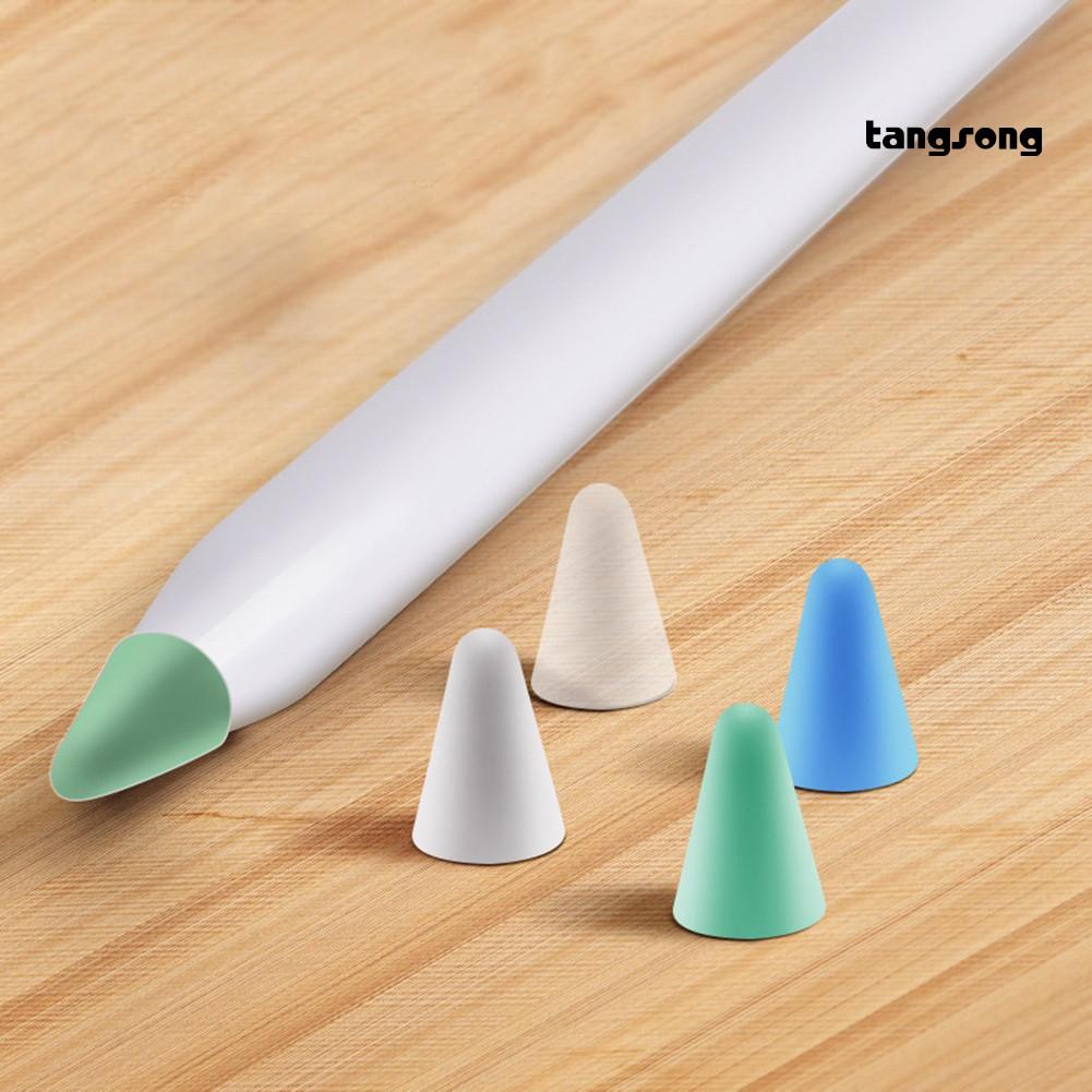 เคสปากกา Stylus 4 / 8 ชิ้นสําหรับ Apple Pencil 1 / 2