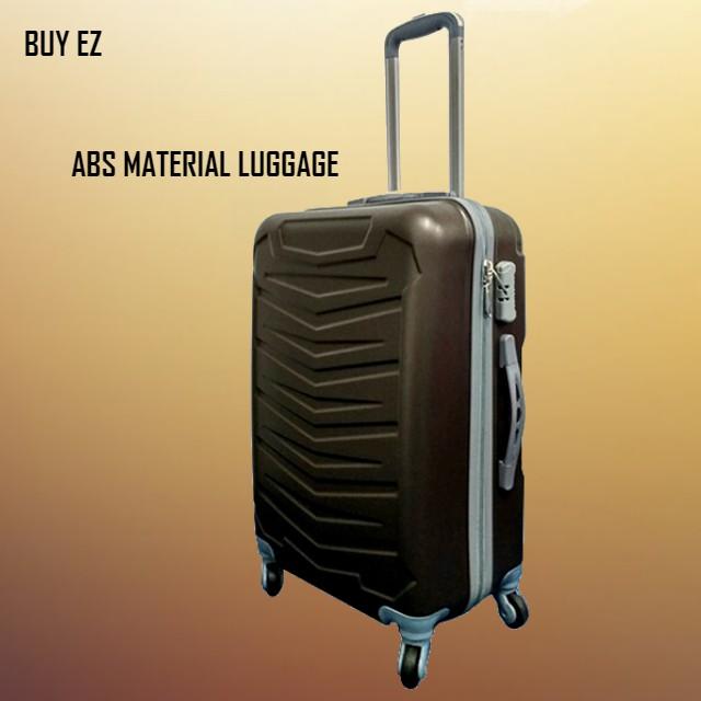 กระเป๋าเดินทางไฟเบอร์ขนาด 24 นิ้ว 2017 Abs