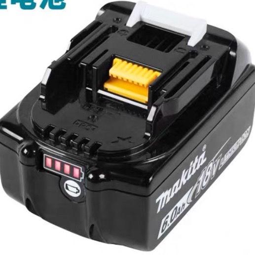 แบต แบตเตอรี่ สว่านไร้สาย สว่าน 12V ✽Makita แบตเตอรี่ 14.4v18v แบตเตอรี่ลิเธียมประแจไฟฟ้าสว่านไฟฟ้าเครื่องเจียรไฟฟ้ารับป