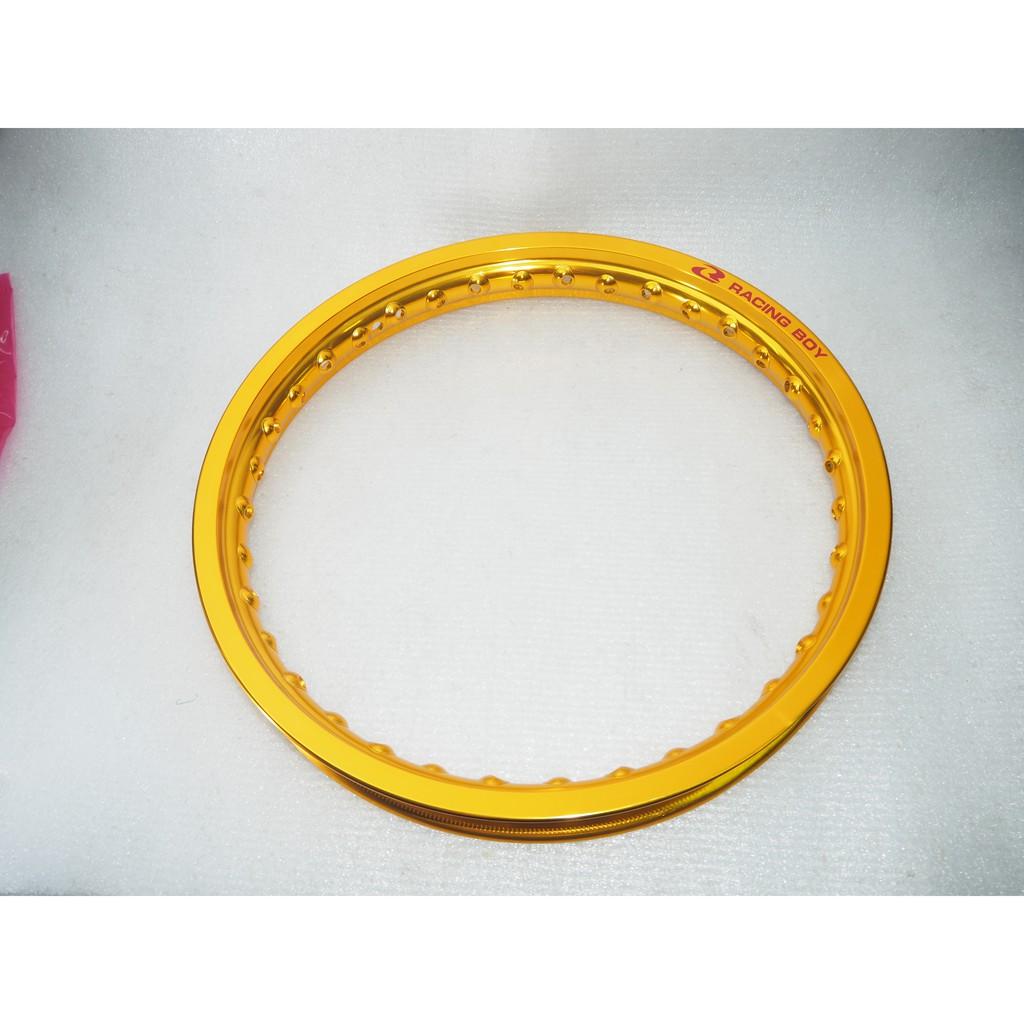 วงล้ออลูมิเนียม US Racing Boy 1.60-14 1.85-14 2.15-14 สีดำ สีทอง สีเงิน Aluminum alloy Rim