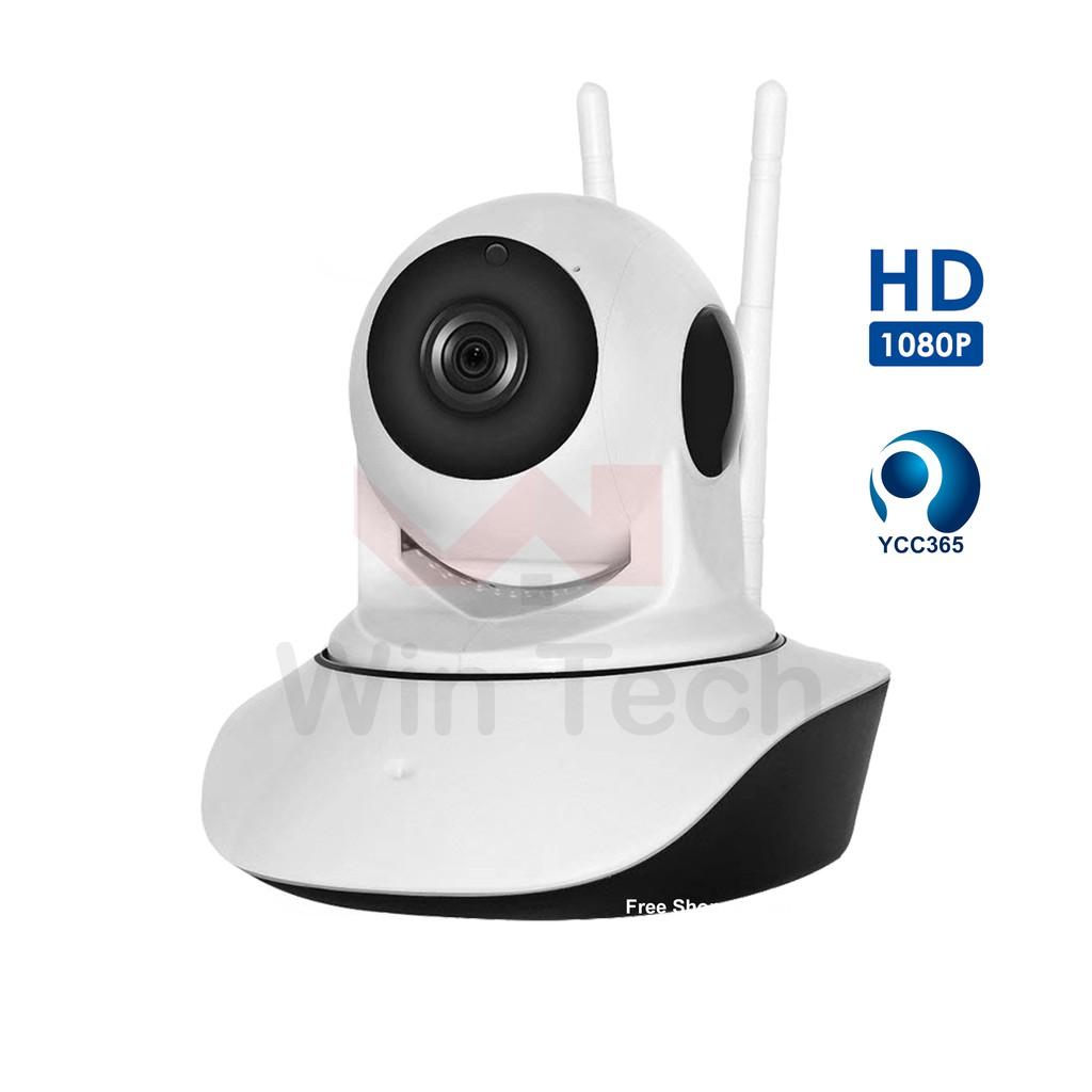 IP Camera กล้องวงจรปิด YCC365 MC2MP-Y9C 1080P 2 ล้านพิกเซล