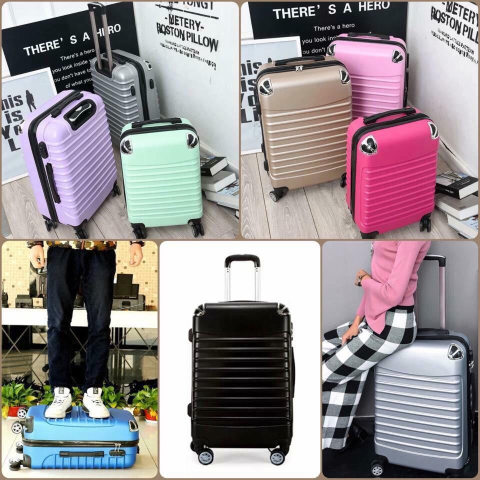 กระเป๋าเดินทางล้อลาก Luggage   กระเป๋าล้อลาก กระเป๋าเดินทางล้อลาก