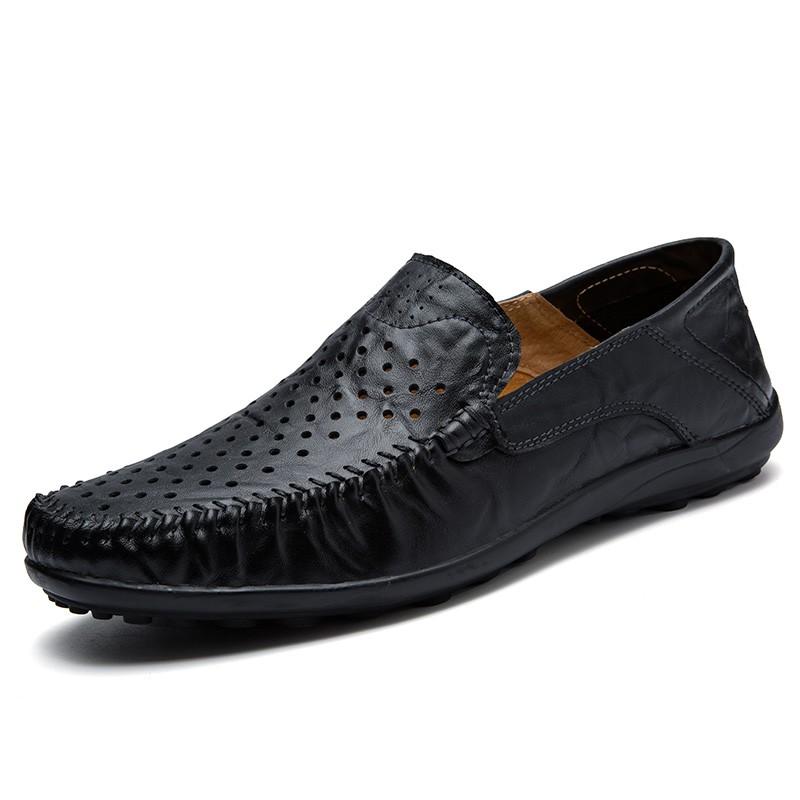 มีน้ำหนักเบา รองเท้าคัชชู รองเท้าผู้ชาย shoes Discount