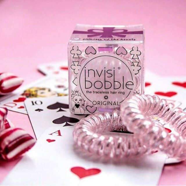 พร้อมส่ง Invisibobble Original I Live in Wonderland Original Princess of the Heart