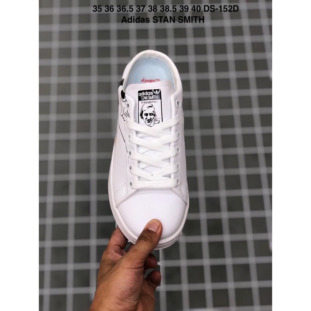 รองเท้า Adidas STAN SMITH รองเท้าผู้หญิง รองเท้าผู้ชาย รองเท้าคัชชู