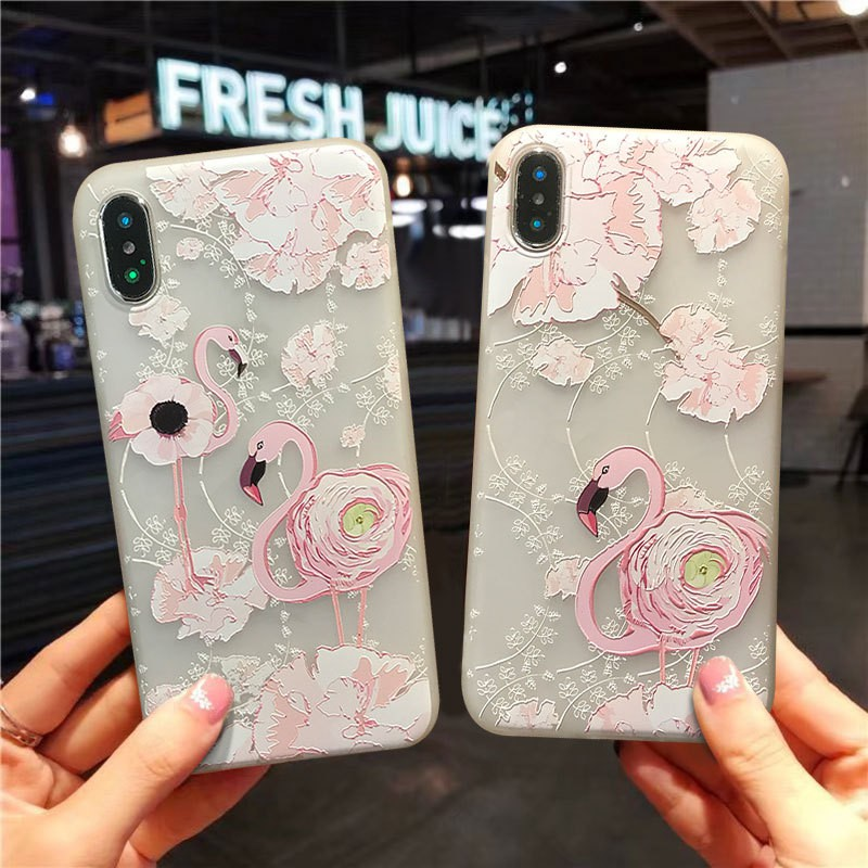 Suitable for Apple 11promax embossed mobile phone shell mate30 anti-fall iPhone X cartoon x21 custom picture