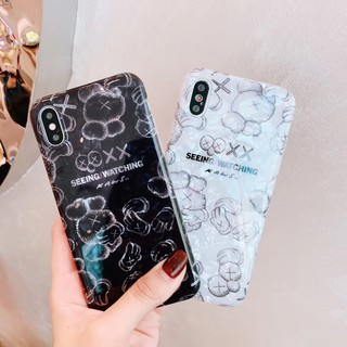 Review เคส iPhone 11 Pro Max XS Max X XR iPhone 7 8 Plus iPhone 6 6S Plus Shell KAWS Soft Case