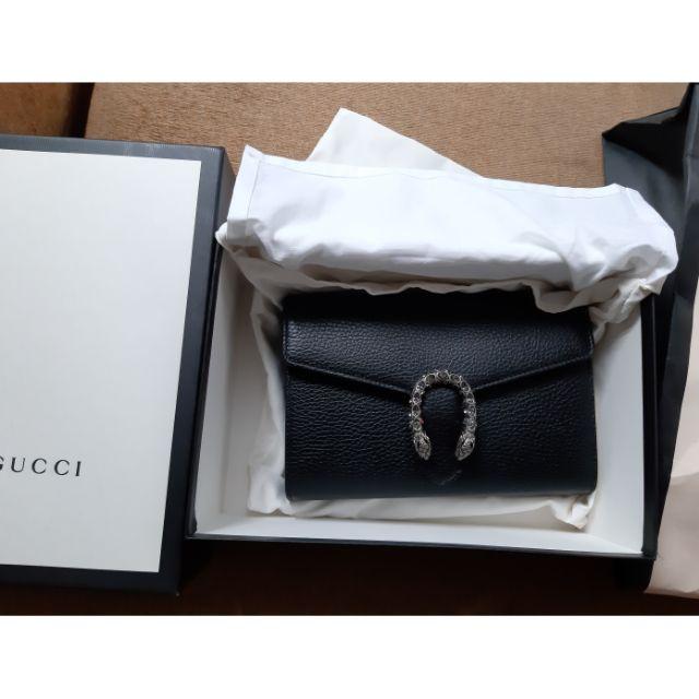 New Gucci WOC dionysus
