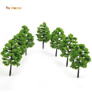 Cheapest Price ❀20 Model Trees Train Railroad Diorama
