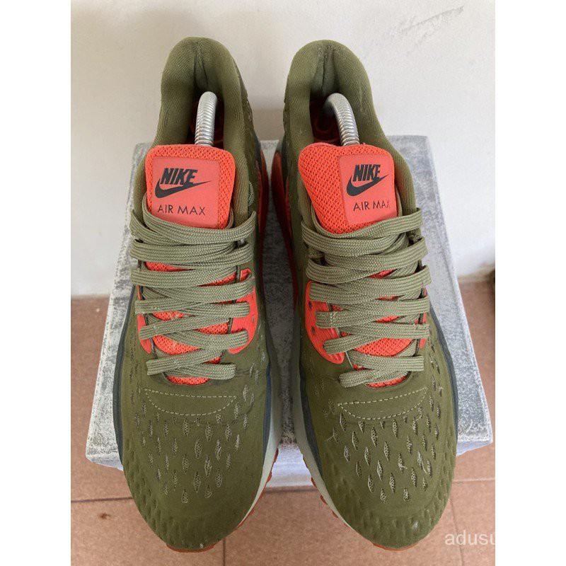 ️️️️ **ของแท้ 100%️**รองเท้าผ้าใบ (Nike AirMax90)