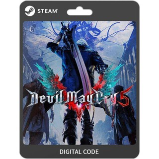 [Steam Key] PC : Devil May Cry 5