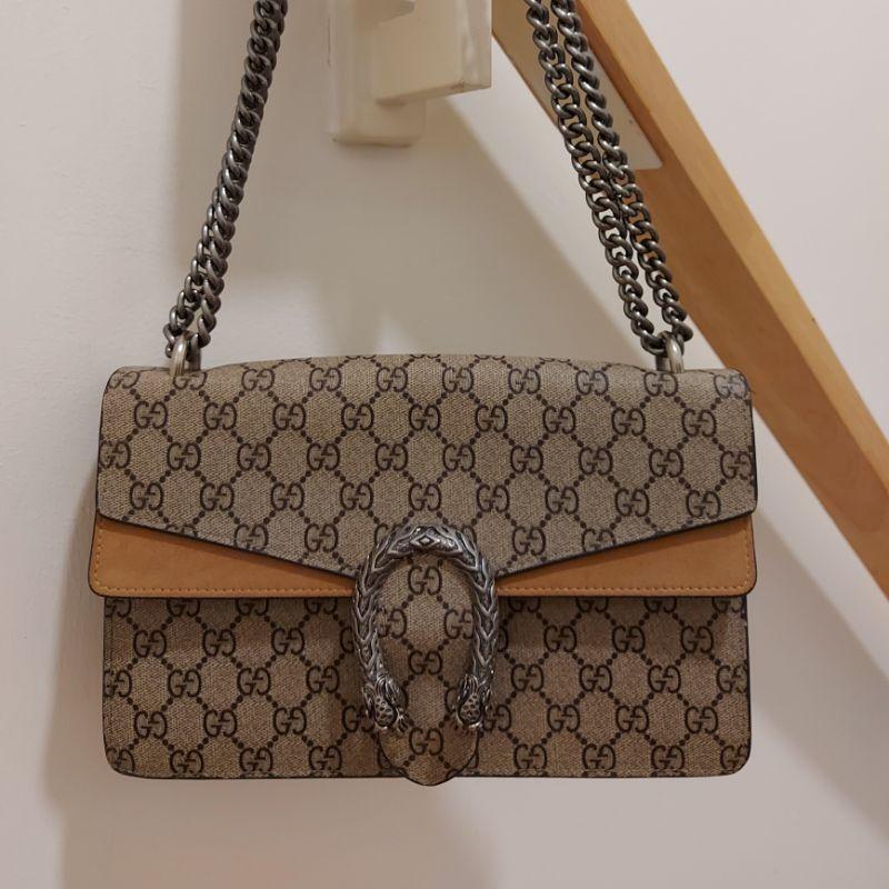 กุชชี่ไดโอ Gucci Dionysus กระเป๋างานตู้ญี่ปุ่น/งานลุ้นแท้  สภาพ99%