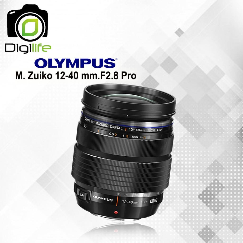 Olympus Lens M.Zuiko ED 12-40 mm. F2.8 Pro - รับประกันร้าน Digilife Thailand 1ปี