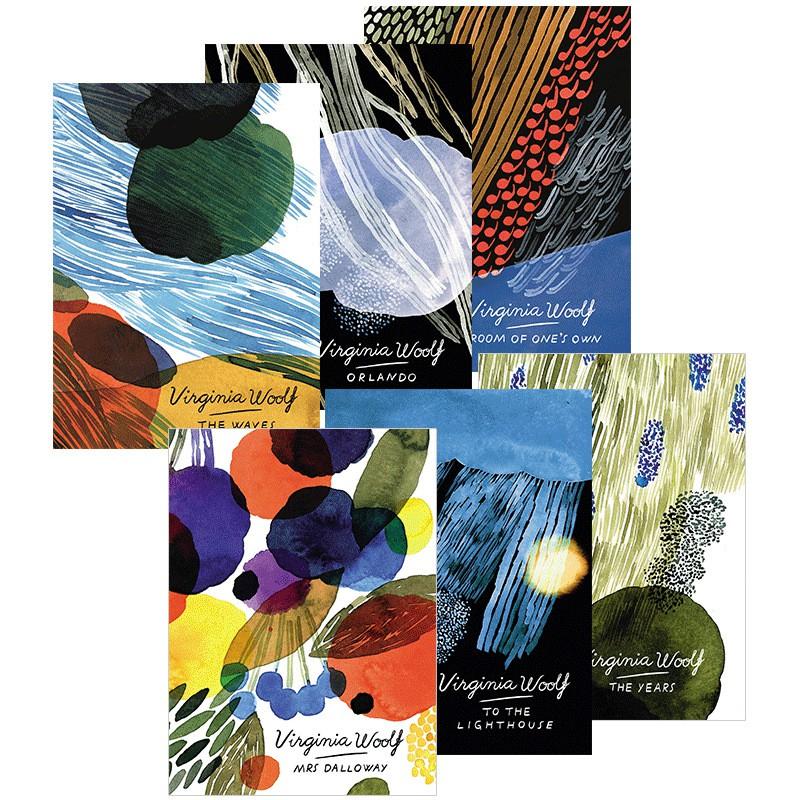 Hot Books Virginia Woolf หนังสือคู่มือการทํางานภาษาอังกฤษ