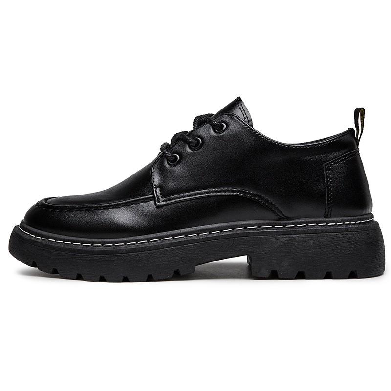 รองเท้าคัชชูผู้ชาย รองเท้าหนังผู้ชาย รองเท้าหนัง สไตล์อังกฤษ