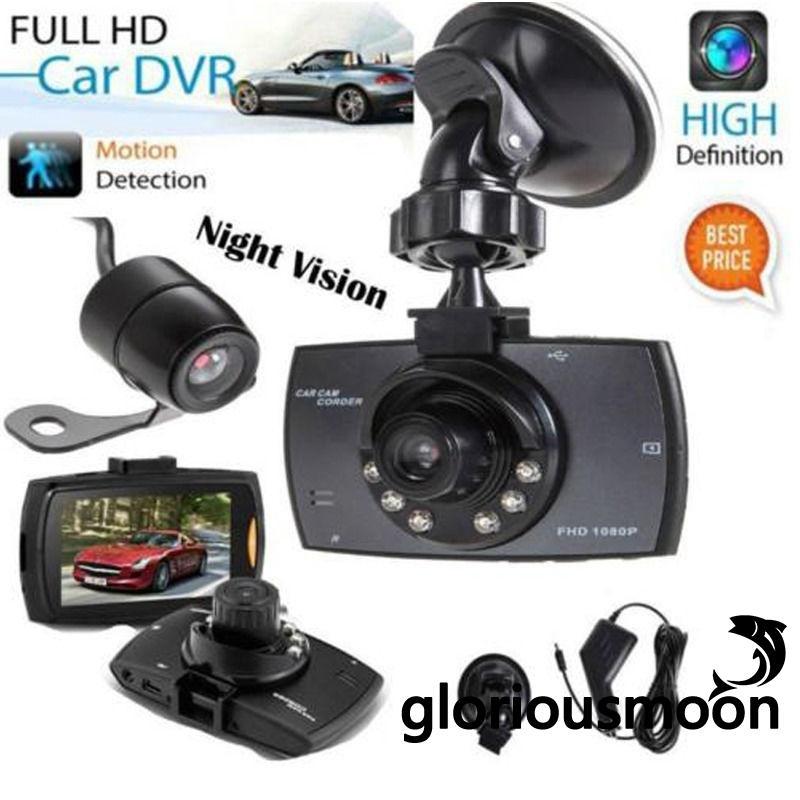 Mini Wide Angle Car DVR HD Camera Recorder Video Dash Night Vision Universal New