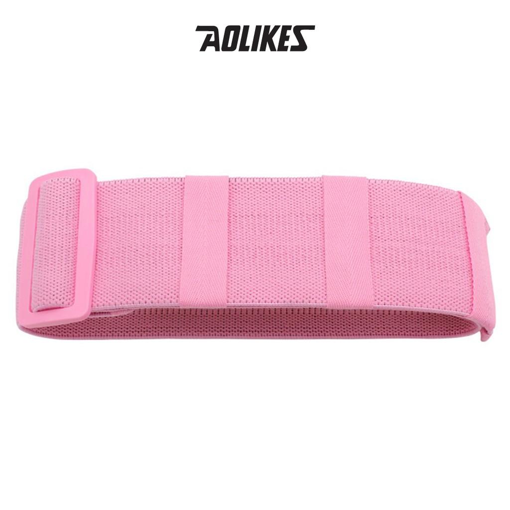 Aolikes 3606 ยางยืดออกกําลังกาย - สีชมพู
