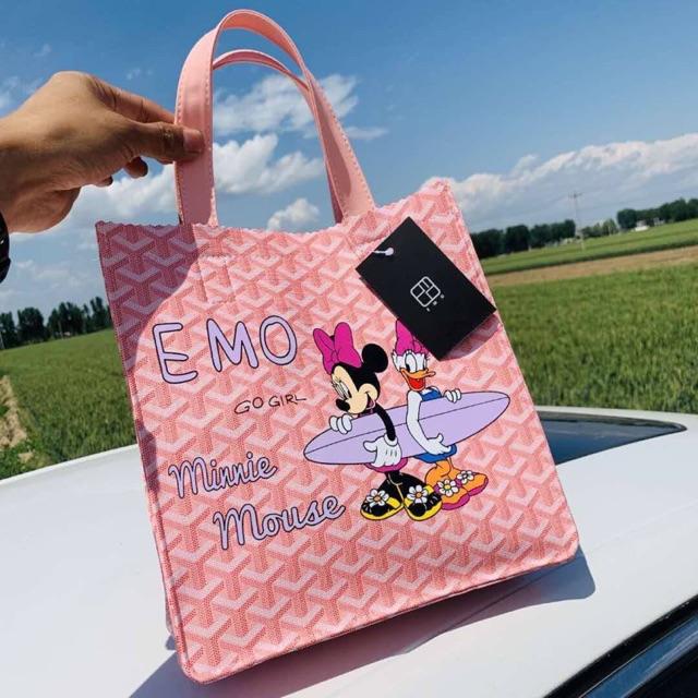 กระเป๋า goyard x mickey