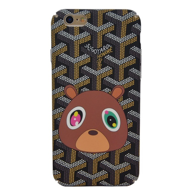 Case Goyard Kanye West Bear IPhone6/6Plus/7/7Plus(เคสGoyard)