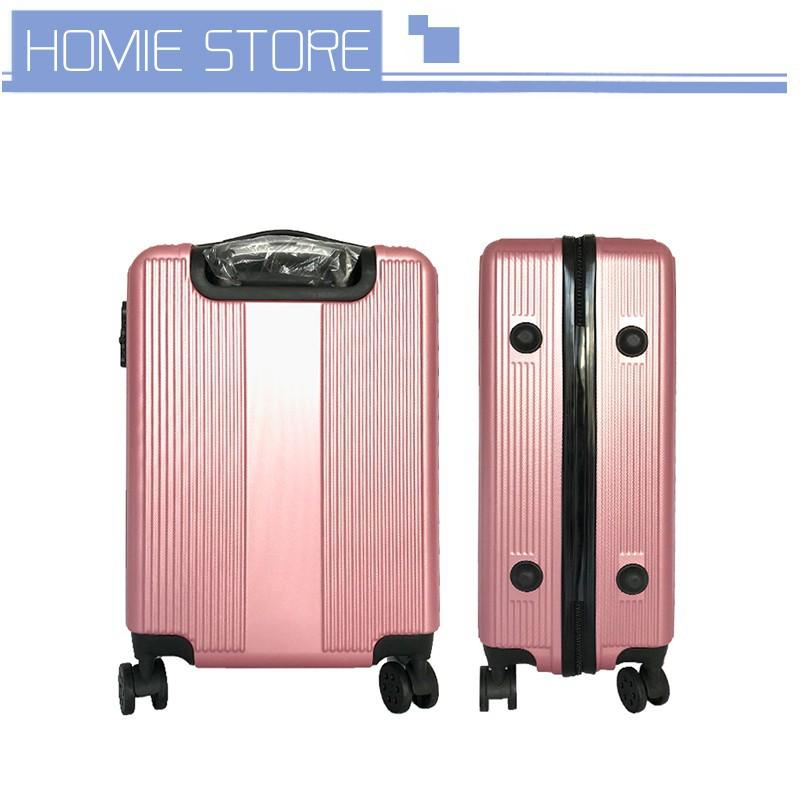 กระเป๋าลาก กระเป๋าเดินทางล้อลาก กระเป๋าล้อลาก กระเป๋าเดินทาง ขนาด20/24 นิ้ว กระเป๋าลาก กระเป๋าเดินทางล้อคู่ แข็งแรง ยืดห