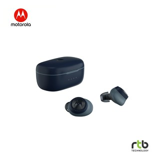 Motorola Vervebuds 200 True Wireless Sport Earbuds With Neckstrap - Blue