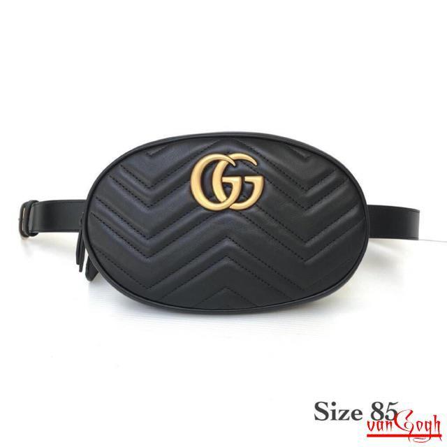 Gucci GG Belt Bagของแท้ 100%กระเป๋าแบรนด์เนม #กระเป๋าหิ้ว