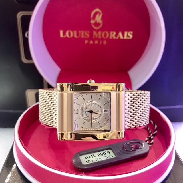 นาฬิกาแบรนด์ Louis Morais. รุ่น LML 825 GD