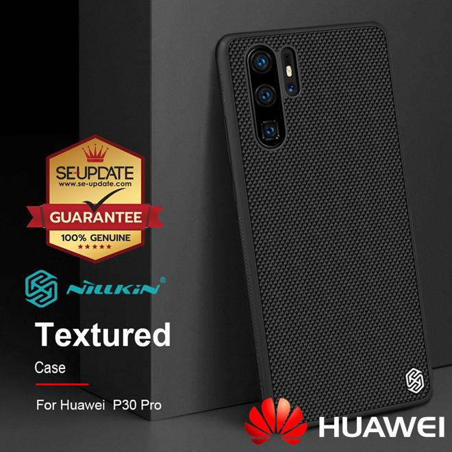 Review [ Huawei ] เคส Nillkin Textured Nylon Fiber Case สำหรับ P30 / P30 Pro