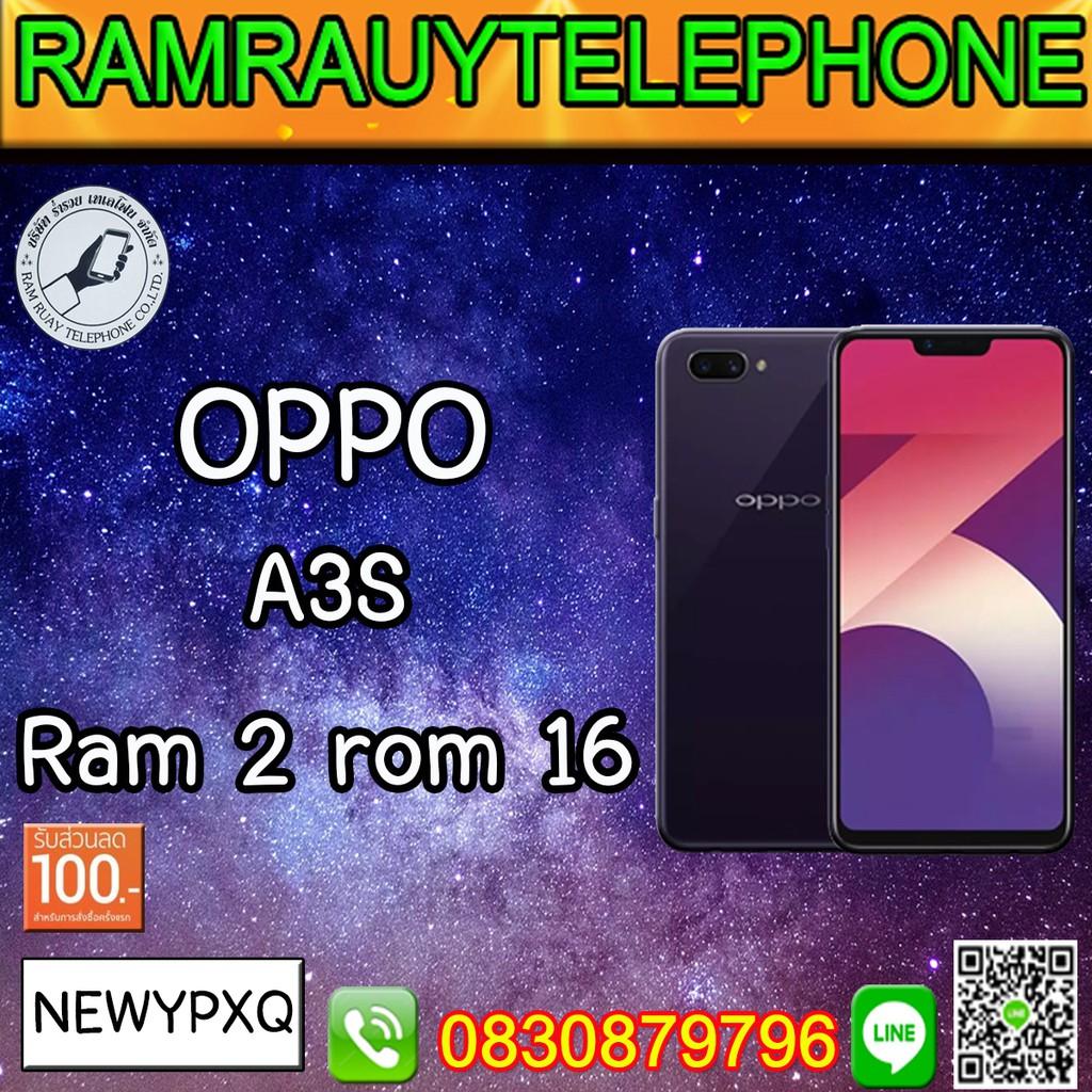 Oppo A3s 1 Ram 2gb Shopee Thailand