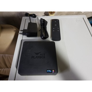AIS Playbox 4K กล่อง Android Box สำหรับดูหนัง ฟังเพลง ในระบบ Android