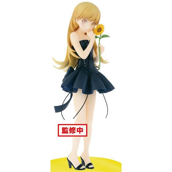 ฟิกเกอร์แท้ JP มือ1 EXQ Figure Shinobu Oshino Nisio Isin Daijiten – Bakemonogatari