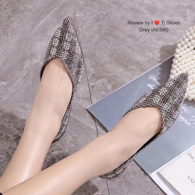 พร้อมรองเท้าคัชชูเพื่อสุขภาพ [[A6386]]
