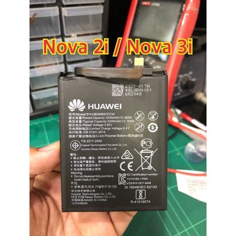 ♝แบตใหม่ ปี2020 แบตเตอรี่ Huawei แท้ Nova2i ,3i,Mate9,Y7(2017),P9,P9Plus,Mate10,P20,P20Pro,Y7(2019),P10,Gr5,P30✳