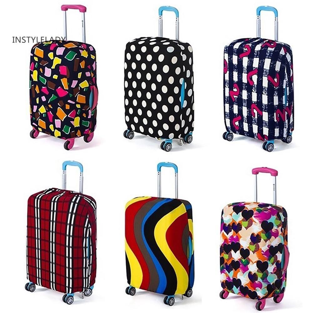 เคสป้องกันฝุ่นสำหรับกระเป๋าเดินทาง 18-28 นิ้ว