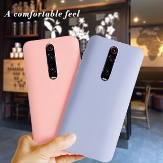 Review Xiaomi Mi 9T MI9T Pro Case Candy Color Soft Silicone Protective Cover Redmi K20 RedmiK20 Pro Casing
