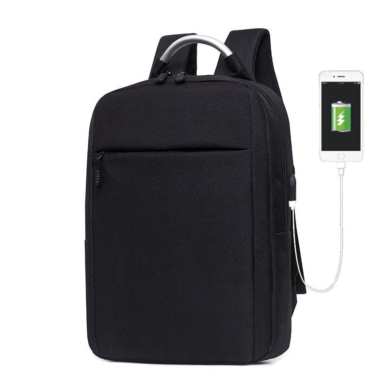 Student backpackเกาหลีกระเป๋าเป้สะพายหลังผู้ชายธุรกิจแนวโน้มกระเป๋าสะพายกระเป๋าเดินทางสบายๆนักเรียนชาย15.6-กระเป๋าแล็ปท็