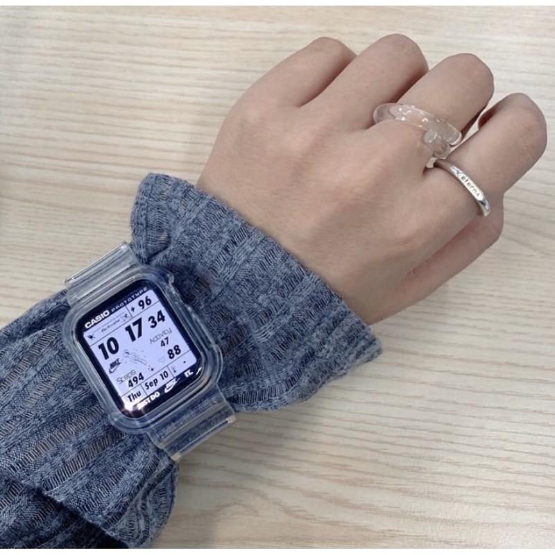 TRANSPARNT applewatch (TALI SAJA)