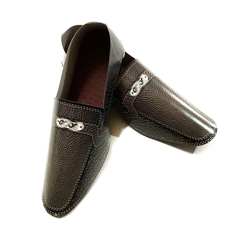 ชุดไหว้บรรพบุรุษ รองเท้าผู้ชายคัชชู รองเท้ากระดาษไหว้บรรพบุรุษ