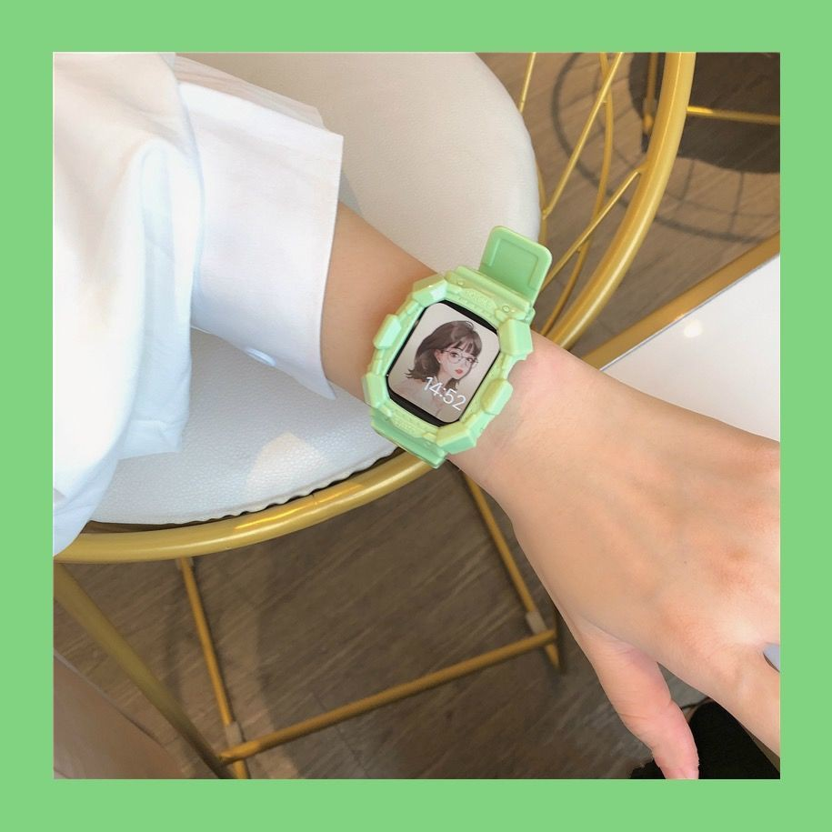 สายนาฬิกาข้อมือสําหรับ Applewatch Se6/5/4/3/2