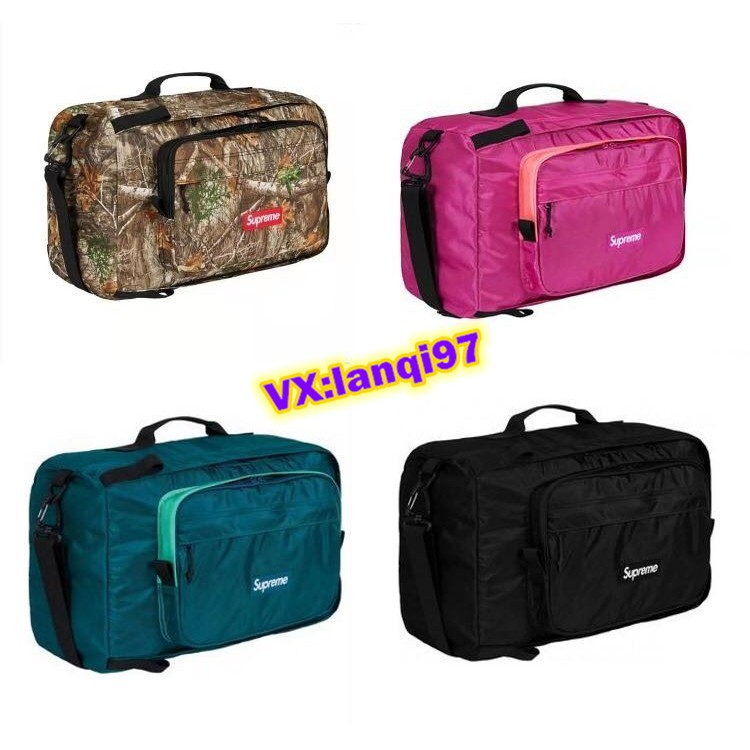 supreme 19FW 47Th กระเป๋า เดินทาง supreme duffle bag กระเป๋าสะพาย Travelling bag กระเป๋าเดินทาง กระเป๋าเดินทาง กระเป๋าใส่เสื้อผ้า กระเป๋ากีฬา กระเป๋าฟิตเนส กระเป๋าเดินทางแบบถือ กระเป๋าเดินทางแบบสะพาย  Duffle bag  กระเป๋าเดินทาง กระเป๋าฟิตเนส กระเป๋ากีฬา